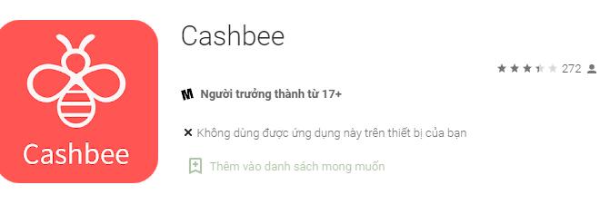 Cashbee là gì? Hướng dẫn đăng ký tài khoản tại Cashbee